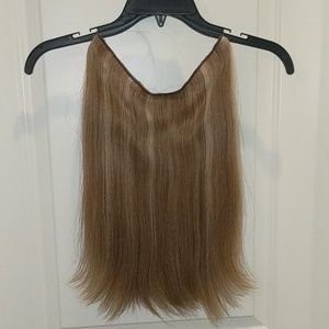 HaloCouture 16inch color 812 hair extension.